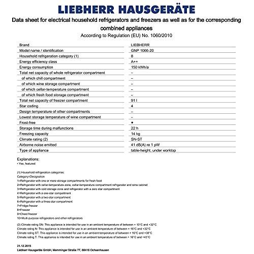 Liebherr GNP 1066 - 3