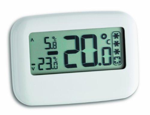 TFA Dostmann digitales Kühl-Gefrierschrank-Thermometer - 7