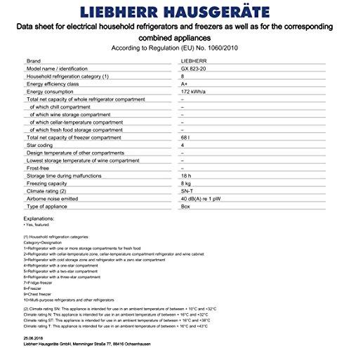 Liebherr GX 823 - 5